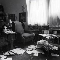 Estudio de Peterson y Antonella en el apartamento 408