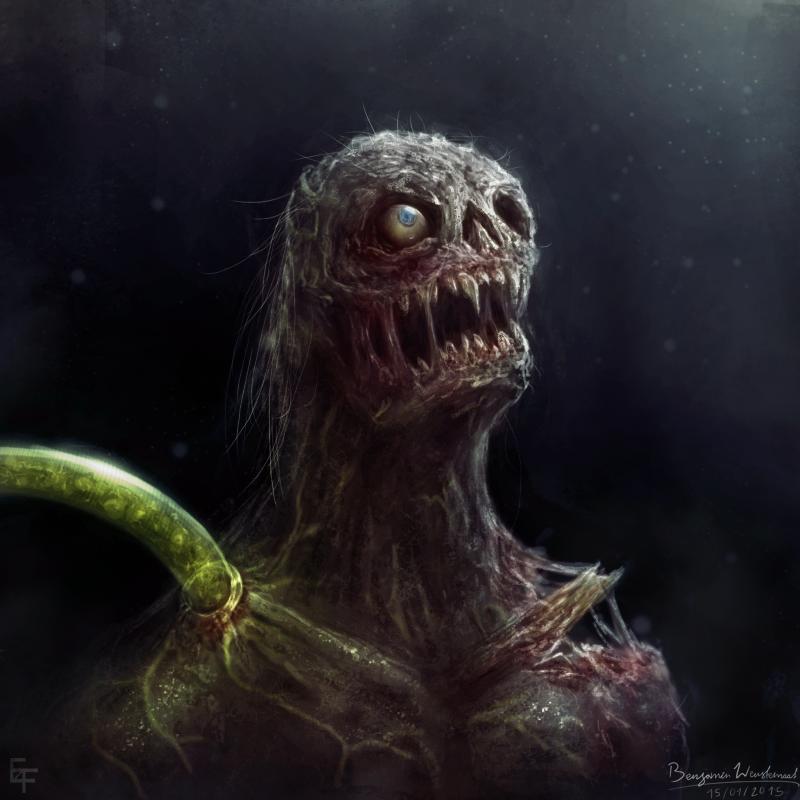 Zombie - El hechizo de la casa Corbitt