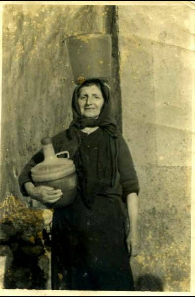 Carmiña, la mujer de Suso Fontela